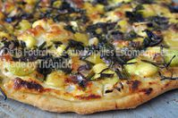 Pizza feves ciboulette coriandre 01 logo