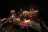 Christmas Lights 9801