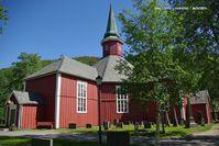 Mosjøen-Dolstad kirke-