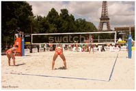ob Beach volley Paris 1