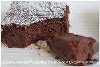 recette-gâteau-fondant-nutella-chocolat-fromage-blanc