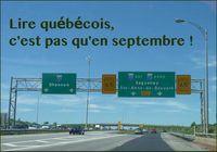 Québec pas en septembre