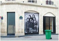 Les petites Rue Montmartre Paris 2