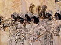 trompettes de Jericho