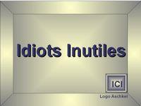 Logo - Idiots inutiles