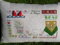 coussin Pologne 1
