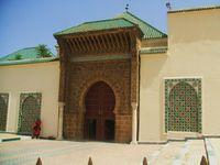 MEKNES_porte-palais-dar-el-makhzen-meknes-maroc