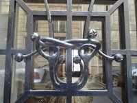 FR12 - 75 PARIS Art Nouveau 134 rue de Grenelle 05