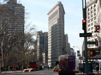 Burnham et Root Flatiron Building