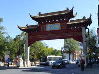 Montreal ici et la quartier chinois