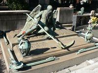 ITALIE 11 - MILAN Cimetière monumental 13