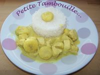 poulet curry coco banane blog1