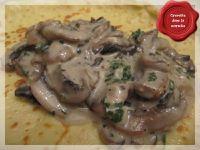 Crêpes aux champignons1