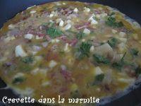Omelette lardon-mozza-oignons1