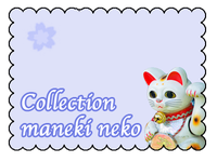 Collection manekineko