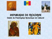 REPUBLIQUE DE MOLDAVIE - P1