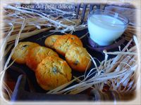 Cookies paille