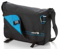 sac bandouliere unicef bagage publicitaire