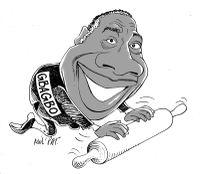 Gbagbo le Boulanger Mil'Pat Bestiaire www.legrigriinternational.com