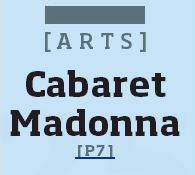 Cabaret Show ''In Vogue: Songs by Madonna''