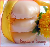 Biscuits à l'orange 012
