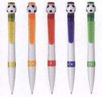 stylo football divers coloris