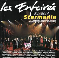 1993 Les Enfoires chantent Starmania