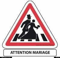 attention mariage