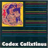 Couverture Codex Calixtinus