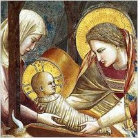 Nativite GIOTTO