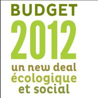 Budget écolo