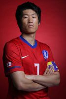 Le footballeur célèbre : Park Ji-seong