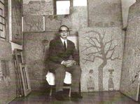 Le peintre, Soo-keun Park