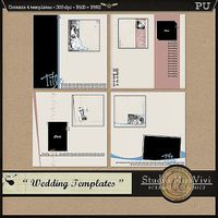 MissVivi WeddingTemplates PV500