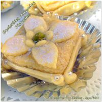 Corbeilles amandes pistaches photo 2
