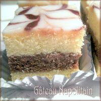 Gateau Napolitain photo 4