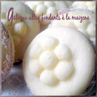 Gâteaux ultra fondant maizena photo3