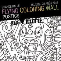 coloriage villette