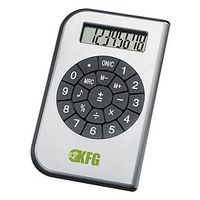9 calculatrice originale touches rondes