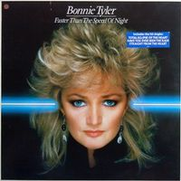 Bonnie Tyler - Faster than the speed of night 33T