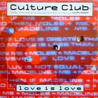 Culture Club - Love is love 45T