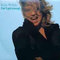 Kim Wilde - Can't get enough 45T
