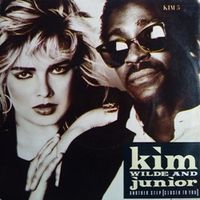Kim Wilde et Junior - Another step (closer to you) 45T