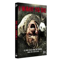 I want to die DVD