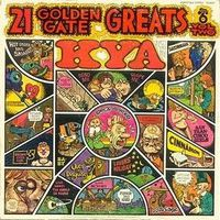 album Various-Artists-KYA-21-Golden-Gate-Greats-Vol-2
