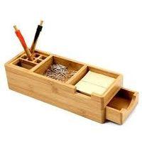 pot à crayons en bambou