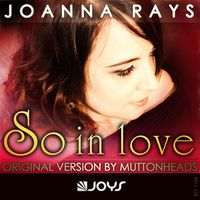 Joanna Rays - So In Love cover300