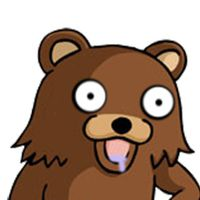 Pedobear interested