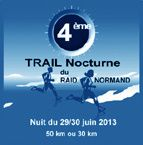 trail raid normand 2013