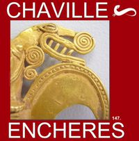 chaville encheres ARTS PREMIERS-ORS PRECOLOMBIENS- n°147 v